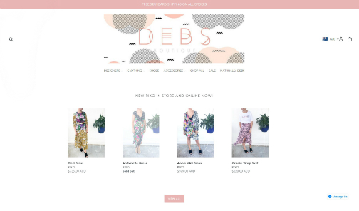 Deb's Boutique