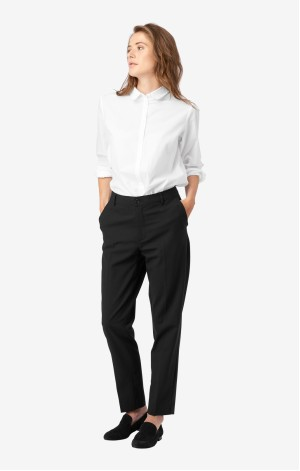 Ditte Trousers Black